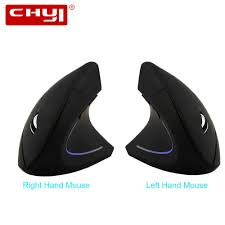 <b>CHYI Wireless Mouse</b> Ergonomic Vertical Optical Muase 800/1200 ...