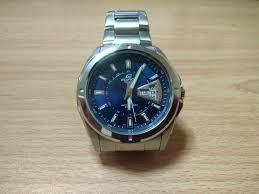 Обзор от покупателя на Наручные <b>часы CASIO EF</b>-<b>129D</b>-<b>2A</b> ...
