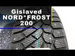 <b>Gislaved NORD</b>*<b>FROST 200</b> /// Обзор - YouTube