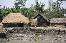 photo essay of a village of sunderbans west bengal i share the roads are newly laid ones after tsunami of 2004 had destroyed the entire village