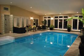 Indoor Pool House Plans  Remarkable Indoor Pool In House    Indoor Pool   indoor pool house plans