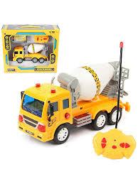 <b>Машина</b> радиоуправляемая грузовик-бетономешалка 1:18 Drift ...