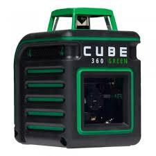 <b>Построитель лазерных плоскостей ADA</b> CUBE 360 Green ...
