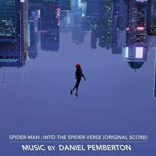 Daniel Pemberton - <b>Spider</b>-<b>Man</b>: <b>Into</b> The Spider-Verse (Original ...