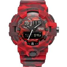 Buy <b>smael</b> watch <b>mens</b> at affordable price from 2 USD — best prices ...