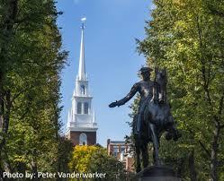 The Historic Old North Church, Boston MA | Old North Church