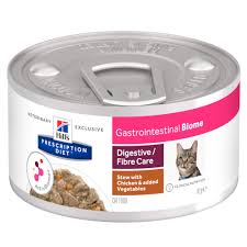 <b>Hill's Prescription Diet Gastrointestinal</b> Biome Feline stew with ...