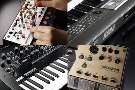 Новинки от <b>KORG</b>: <b>Volca Modular</b> и Drum, Minilogue XD