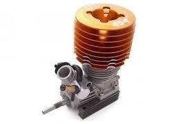 <b>Двигатель</b> внутреннего сгорания, 2-х тактный калильный, <b>Losi 454</b>