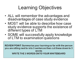 Advantages of case study in research methodology SlidePlayer