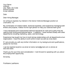 how to format cover letter  seangarrette cohow