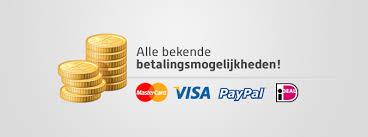Afbeeldingsresultaat voor betalingsmogelijkheden
