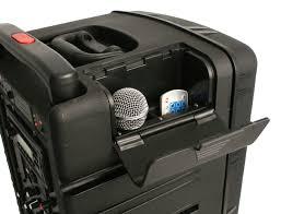 sound system wireless:  sw storage open side