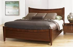 madison panel bed nm 577 15c 82 12w x 86 12d x 52h bed furniture image