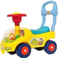 Купить <b>Gratwest Baby walker с</b> прозрачным капотом с мишкой ...