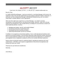 Management Cover Letter 21 General Manager Cover Letter Sample