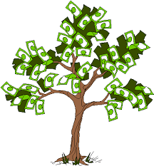 Image result for images of a money tree