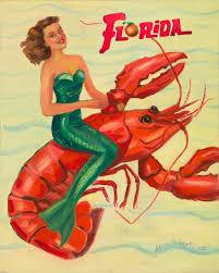 Image result for pictures Florida lobster