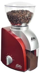 <b>Solis Scala</b>, Red <b>кофемолка</b> — купить в интернет-магазине OZON ...