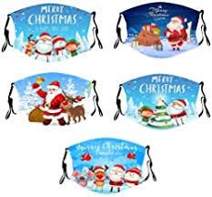 christmas masks - Amazon.co.uk