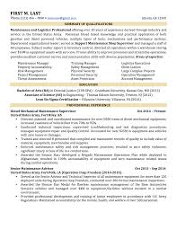6 sample military to civilian resumes hirepurpose 2 pages