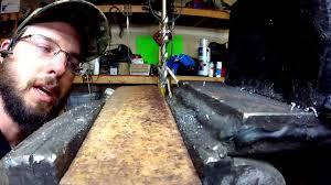 Walter Drill Bits Drill Through Hardened Spring <b>Steel</b> Leaf Spring ...