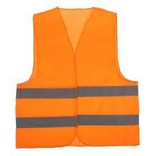 <b>Жилет сигнальный светоотражающий</b>, оранжевый (1536747 ...