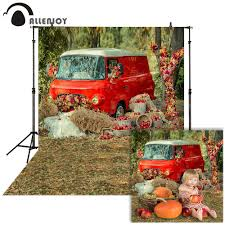 <b>Allenjoy photography fall background</b> photophone Halloween ...