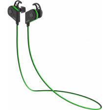 <b>Наушники KREZ Sport</b> EP05 Black/Green в интернет-магазине ...