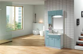 bathroom applying mediterranean ideas furnished wooden marvellous contemporary bathroom with wooden flooring tile design idea
