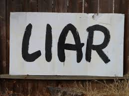 Image result for image of liar