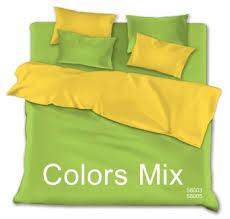 КПБ <b>Семейный</b> Поплин <b>Colors</b> Mix 1528-S6003-S6005 - Лотос ...