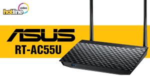 <b>ASUS</b> RT-AC55U - обзор беспроводного маршрутизатора ...