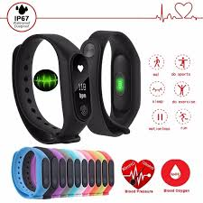 <b>M2 Smart Bracelet Waterproof</b> Sport Digital Bluetooth Watch ...