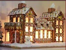 images about Gingerb houses on Pinterest   Gingerb    Gingerb house patterns