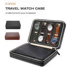 Unbranded <b>Watch</b> Storage Cases | eBay