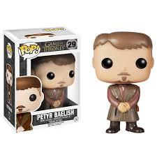 Фигурка POP <b>Game of Thrones</b> - Petyr Baelish Бейлиш Купить в ...
