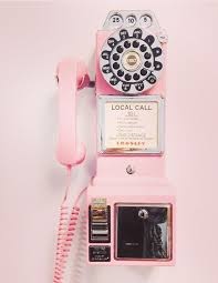 Crosley 1950's <b>Retro</b> Payphone -Comes in Black, Pink, Red and ...
