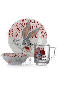 <b>Набор детской посуды Pasabahce</b> арт 95827BD3/W15080489346 ...