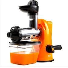 Apple Orange Wheatgrass <b>Portable Juicer</b> DIY <b>Multifunction Manual</b> ...