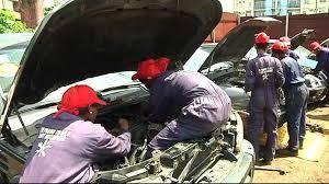 Image result for nigerian mechanic