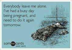 Third Trimester Humor on Pinterest | Pregnancy Memes, Pregnancy ... via Relatably.com
