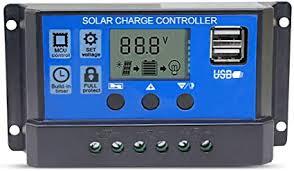 20A Solar Charge Controller Solar Panel Battery ... - Amazon.com