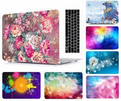 <b>Laptop</b> Pattern <b>Protective Hard Shell</b> Case Keyboard Cover Skin For ...