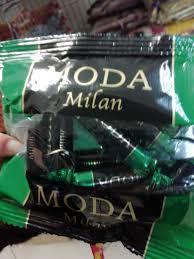 <b>конфеты moda milan глазированные</b> с комбинированными ...