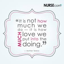 Inspirational Quotes for Nurses | Nurse.com Blog via Relatably.com