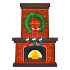 Рождественский камин с <b>крепостью</b> Xmas <b>Sock</b> Icon Огненная ...