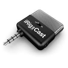 Купить <b>Микрофон IK Multimedia iRig</b> Mic Cast для iOS и Android ...