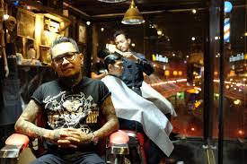 photo essays bangkok photo essay a peek inside bangkok s vintage inspired barbershops