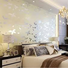 room latest nice rooms leaf pearl lustre fabric wallpaper d yellow and p